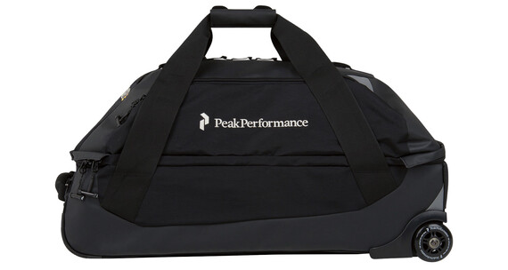 Peak Performance R&D Trolley Bag 90L Black